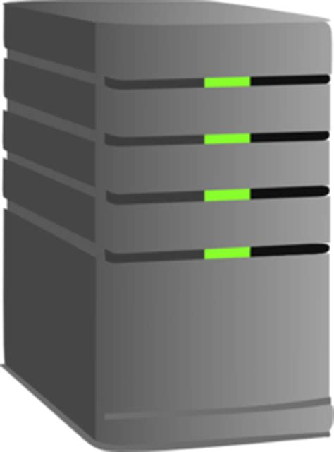 server clip art  clkercom vector clip art