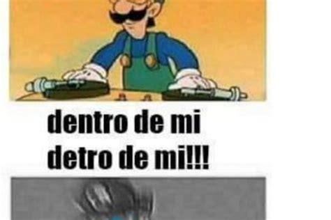Memes De Dj - video este es el origen del meme quot dj luigi quot publimetro chile