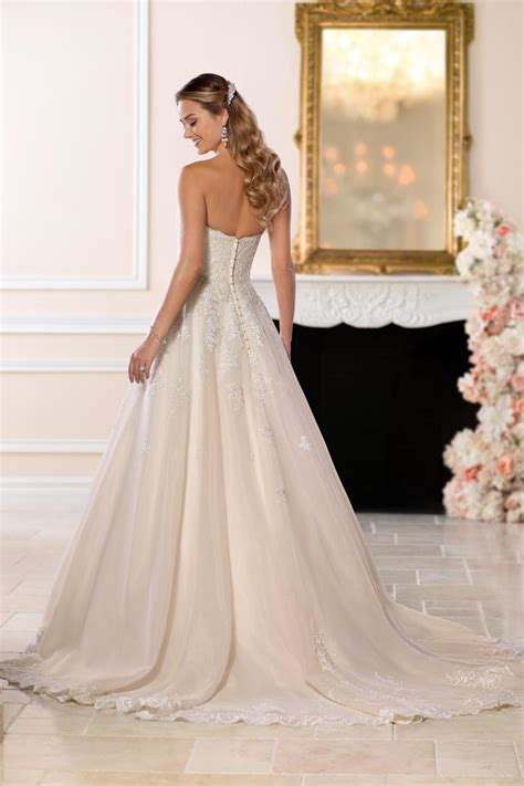 6563 Wedding Dress From Stella York  Hitched. Where Can You Buy Vera Wang Wedding Dresses In The Uk. Summer Wedding Dresses Ideas. Wedding Dresses Mermaid Style With Sleeves. Classic Wedding Dresses Sydney. Beach Wedding Dresses Sydney. Vintage Wedding Dresses Dior. Vintage Wedding Dresses Sale Online. Backless Lace Wedding Dresses Pinterest
