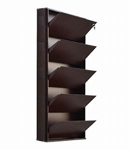 45% OFF on Shoe Rack - 5 Level Extra Wide on Snapdeal
