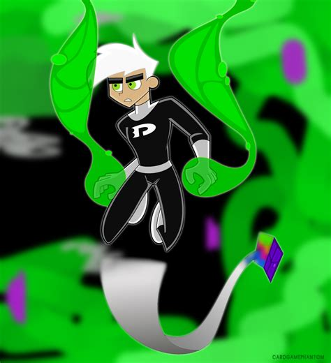 Danny Phantom Traveling By Cardgamephantom On Deviantart