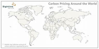 Map Carbon Institute Sightline Fossil Graphic Trade