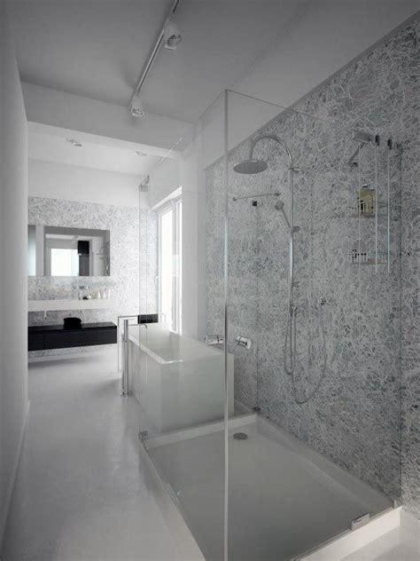 shower modern bathroom luxury walk
