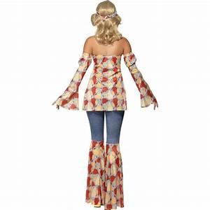 70 Er Jahre Outfit : 70er jahre damenkost m hippie kost m 60er jahre vintage hippiekost m flower power outfit ~ Frokenaadalensverden.com Haus und Dekorationen