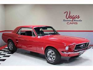 1967 Ford Mustang for Sale | ClassicCars.com | CC-976824