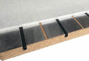 Epaisseur Chape Plancher Chauffant : chape plancher chauffant caleodur faible paisseur ~ Melissatoandfro.com Idées de Décoration