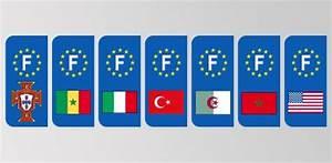 Plaque D Immatriculation Des Pays : stickers pour plaque d 39 immatriculation region departement logo marque automobile football ~ Medecine-chirurgie-esthetiques.com Avis de Voitures