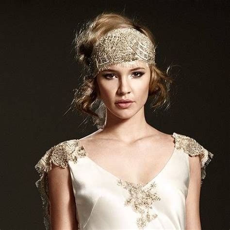 20s Inspired Hairstyles by Great Gatsby Inspired Hairstyles And Hair Accessories