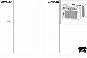 Danby Air Conditioner Aac5246de User Guide