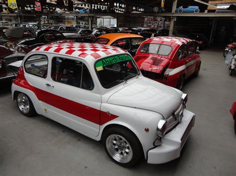 Fiat Abarthabarth Group 5  Joop Stolze Classic Cars