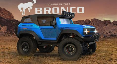 Ford Bronco 2020 Release Date by 2020 Ford Bronco Raptor Concept Release Engine Price