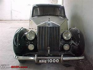 Classic Rolls Royces In India - Page 2