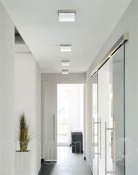 Bega Decken Und Wandleuchten Quadratisch Mit Opalglas Mit