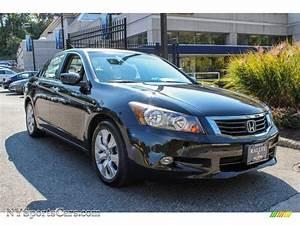 Honda Accord 2008 : 2008 honda accord ex l v6 sedan in nighthawk black pearl 045355 cars for ~ Melissatoandfro.com Idées de Décoration
