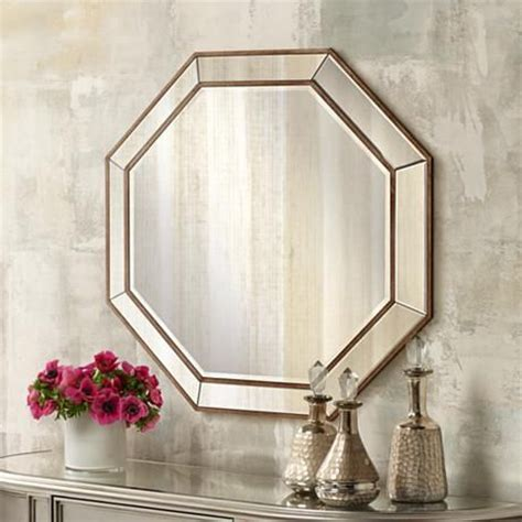 Octagon Bathroom Mirror by 13 Best Images About Mirror Shapes On Great
