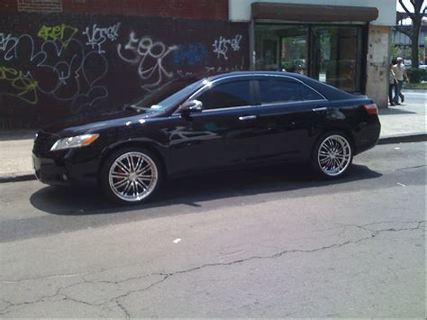 hiclass s 2009 toyota camry le sedan 4d in bronx