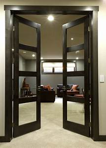 modern-interior-doors-Family-Room-Modern-with-contemporary