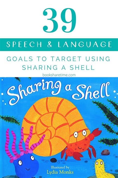 sharing  shell book share time