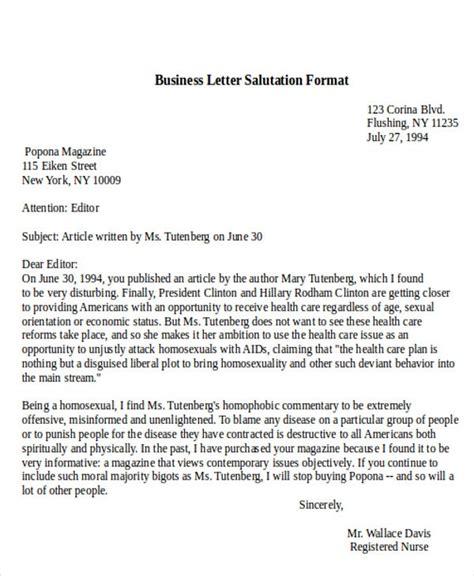 salutations  formal letters scrumps