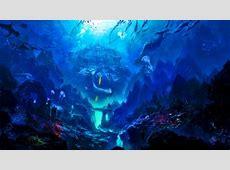 Underwater Kingdom Oceans & Nature Background Wallpapers