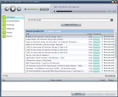 Playlist music download & best quality for free! Free mp3 downloads - software tips