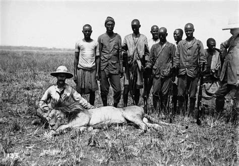 vintage safari pictures page  africahuntingcom