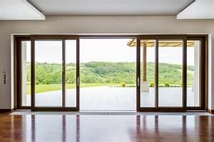 Baie Vitree Coulissante : bien choisir la baie vitr e pour sa maison ~ Dallasstarsshop.com Idées de Décoration