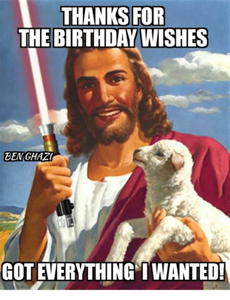 Birthday Wishes Meme - funny thanks memes of 2017 on sizzle sits