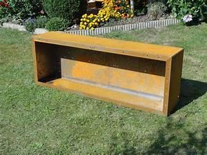 Kaminholzregal Metall Mit Rückwand : r ckwand f r kaminholzregal 1 7m x 1 2m corten edelrost ~ Orissabook.com Haus und Dekorationen