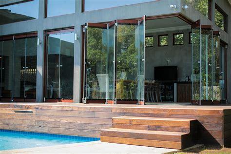 frameless glass doors van acht windows doors