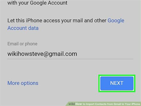 how to add gmail to iphone how to import contacts from gmail to your iphone 14 steps How T