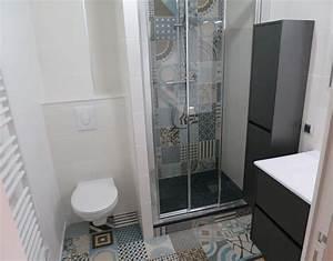carrelage petit carreau salle de bain modern aatl With petit carrelage salle de bain