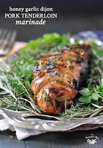 grilled pork tenderloin marinade mustard