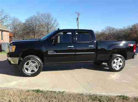 car engine manuals 2012 gmc sierra 2500 on board diagnostic system purchase used 2012 gmc 2500hd duramax diesel 4x4 crew one owner texas edition chevrolet 2500 in