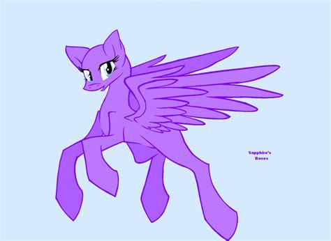 Flying Pegasus By Sapphirescarletta