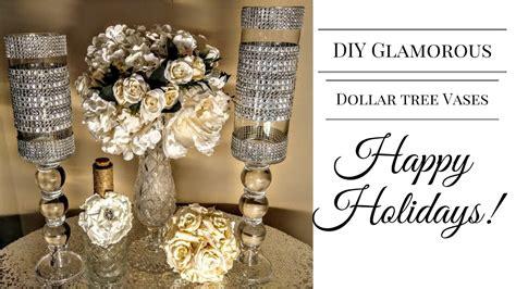 diy glamorous dollar tree vases centerpieces diy glam