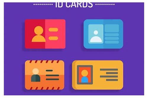 baixar software de cartões de identificação