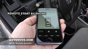 Honda Accord Remote Start By Iphone Drone  Start Smart  By