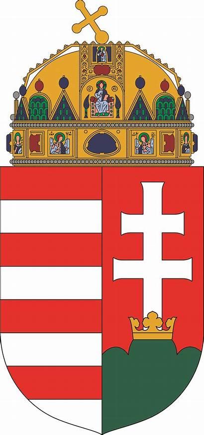Symbols National Hungary Coat Arms Hu Why