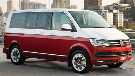 vw caravelle t6 2016 volkswagen t6 transporter caravelle and multivan new car sales price car news carsguide