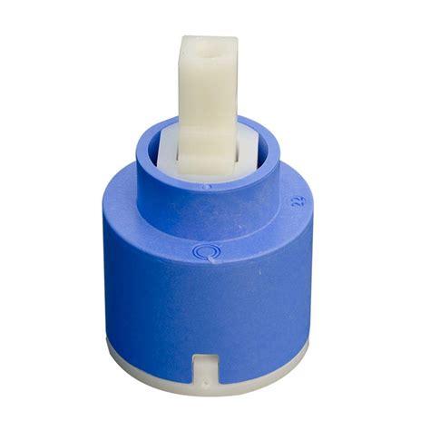 replace kitchen faucet cartridge glacier bay kitchen faucet ceramic cartridge a507348n