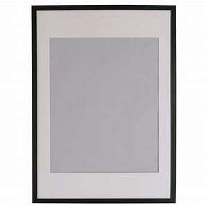 Cadre Noir Ikea : ribba cadre noir 50x70 cm ikea ~ Teatrodelosmanantiales.com Idées de Décoration