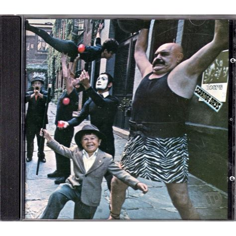 Strange Days By The Doors, Cd With Mjlam Ref115522198