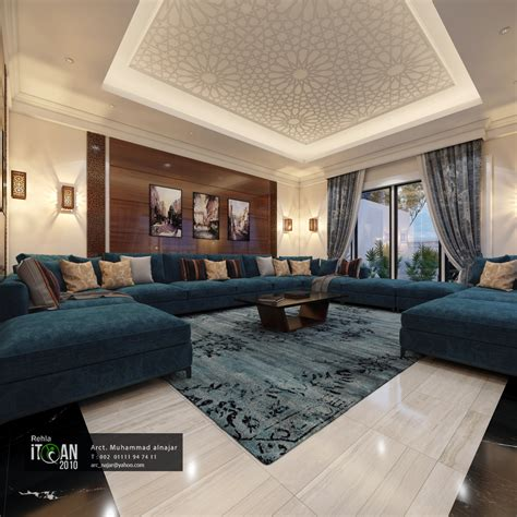 Modern Villa with Islamic touch