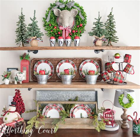 christmas home decor trends thatll put   santas