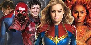 Superhero, Movies, Supposed, To, Release, In, 2018, But, Didn, U0026, 39, T
