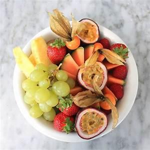 Deluxe, Fruit, Bowl