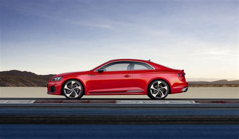 Audi Launches New Rs5 Coupe With 450 Ps Bi-turbo V6 Tfsi