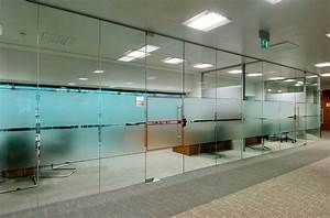 Office Glass - Glass Wall Systems - Glass Partition Walls