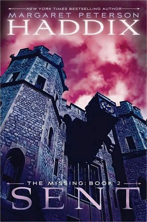 sent the missing series book 2 by margaret peterson